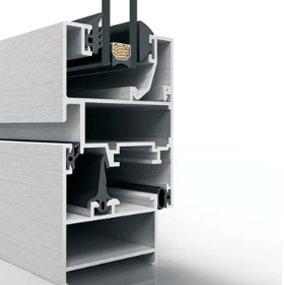 Sistema Cor 2300 aluminio